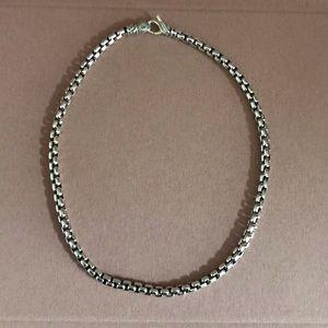 Jai by john Hardy box  Sterling Silver chain